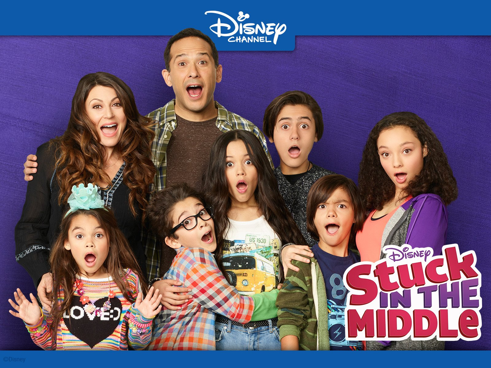 Disney Channel's Stuck in the Middle
