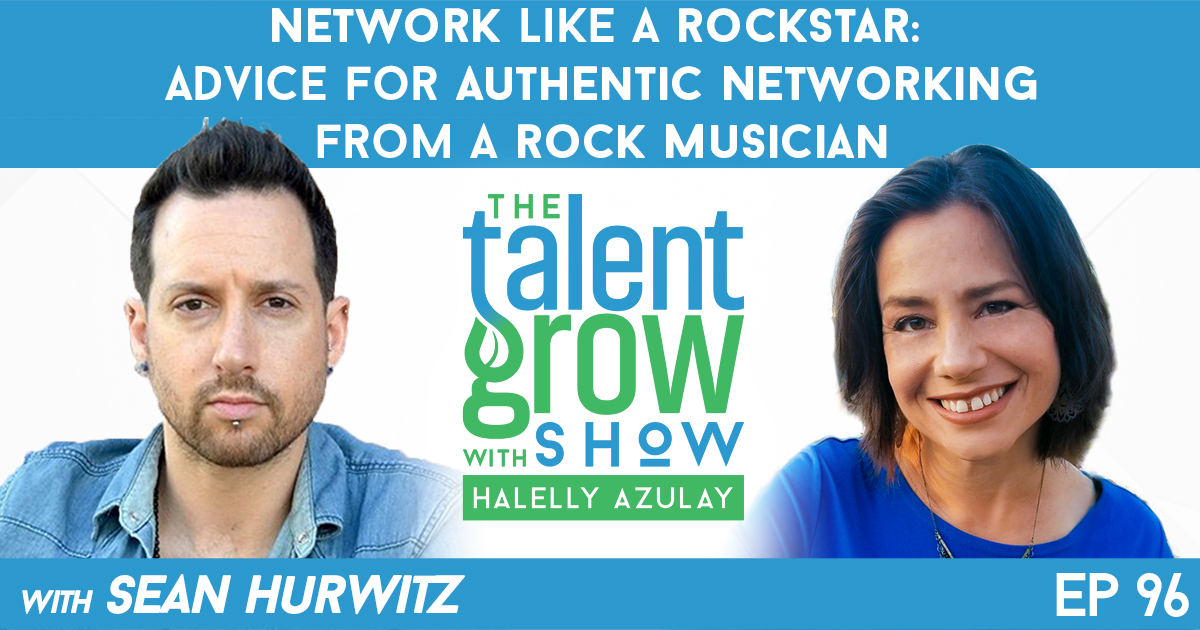 ep096 fb Sean Hurwitz Networking TalentGrow Show with Halelly Azulay